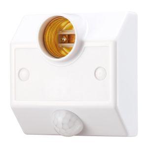 Sensor de Movimiento con portalámparas E27