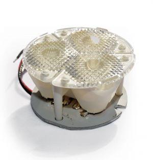 Mini Spot LED OSP/LF30/RGB de VLM-Relco