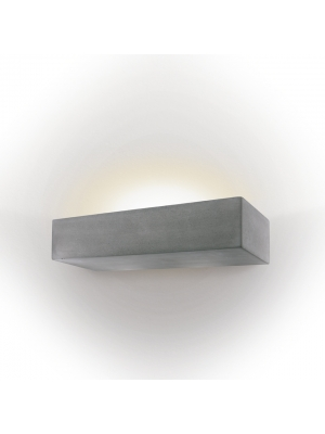 Aplique LED de cemento Brick