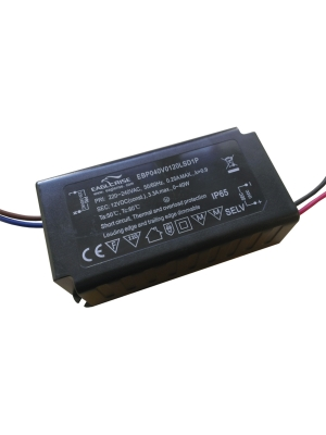 Driver Eaglerise 40W 12V IP65