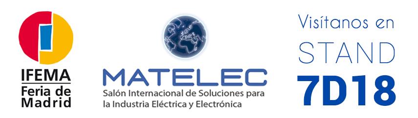 Éxito de participación en MATELEC 2014