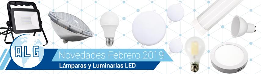 Novedades LED Febrero 2019