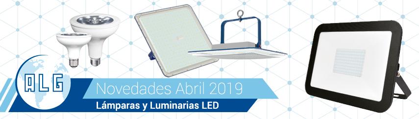 Novedades LED Abril 2019