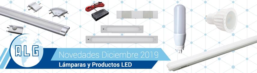 Novedades LED Diciembre 2019