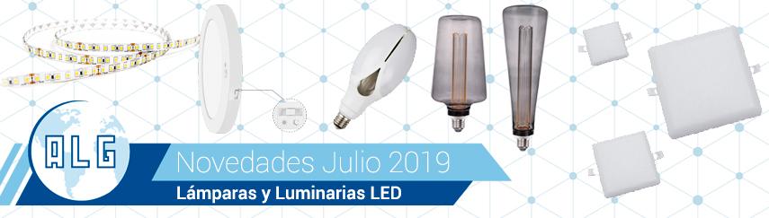 Novedades LED Julio 2019