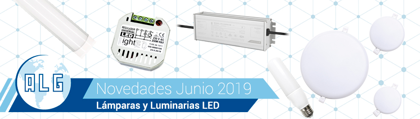 Novedades LED Junio 2019