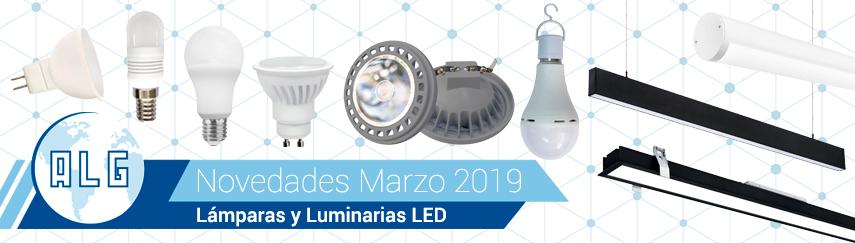 Novedades LED Marzo 2019