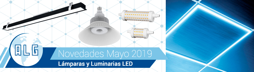 Novedades LED Mayo 2019