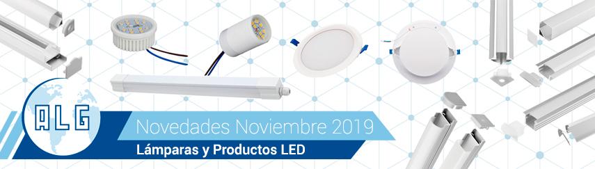 Novedades LED Noviembre 2019
