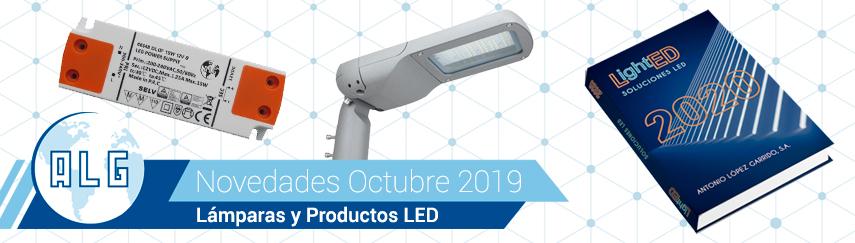 Novedades LED Octubre 2019