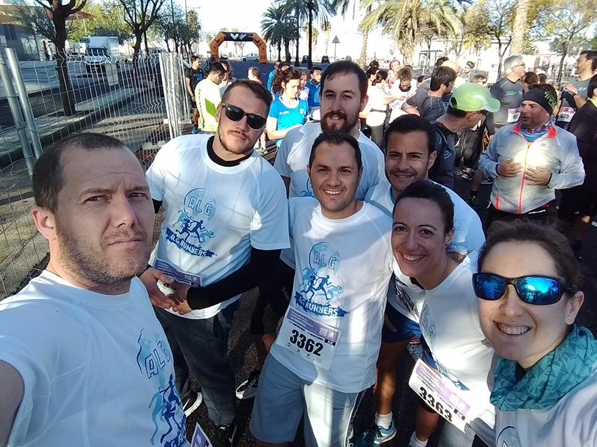 ALG en la Carrera de las Empresas Valencianas 2018