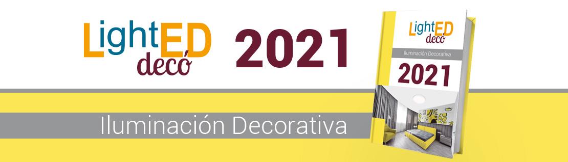 Catálogo LightED Decó 2021
