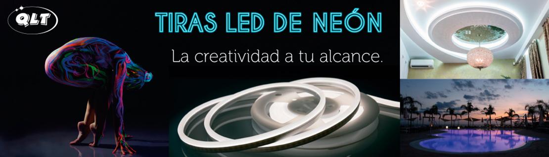 Tiras LED de Neón de QLT