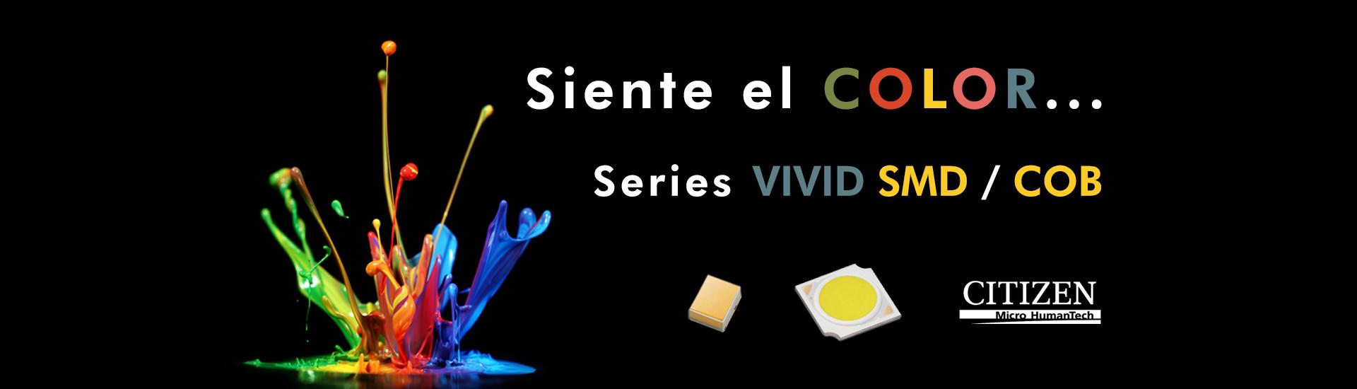 Series VIVID SMD / COB