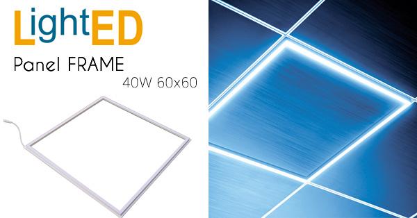 Panel Frame 40W 60x60