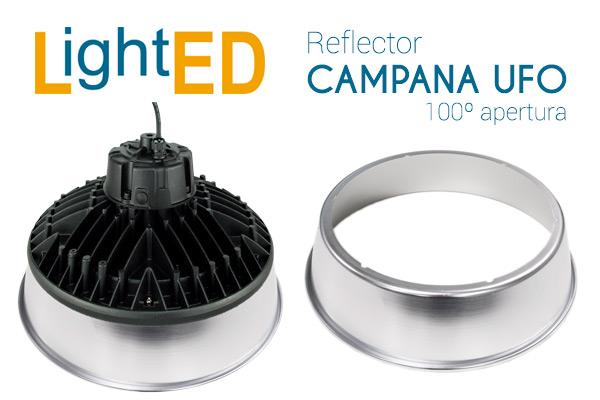 Reflector para la Campana UFO de LightED