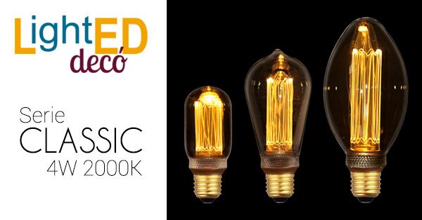 Nueva Serie Classic de LightED Decó