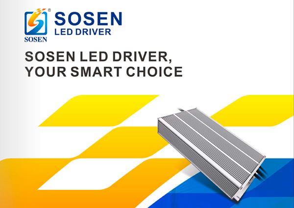 Drivers de Sosen Electronics