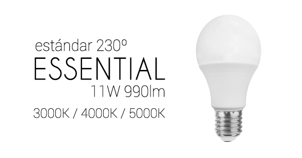 Estándar Essential 230º