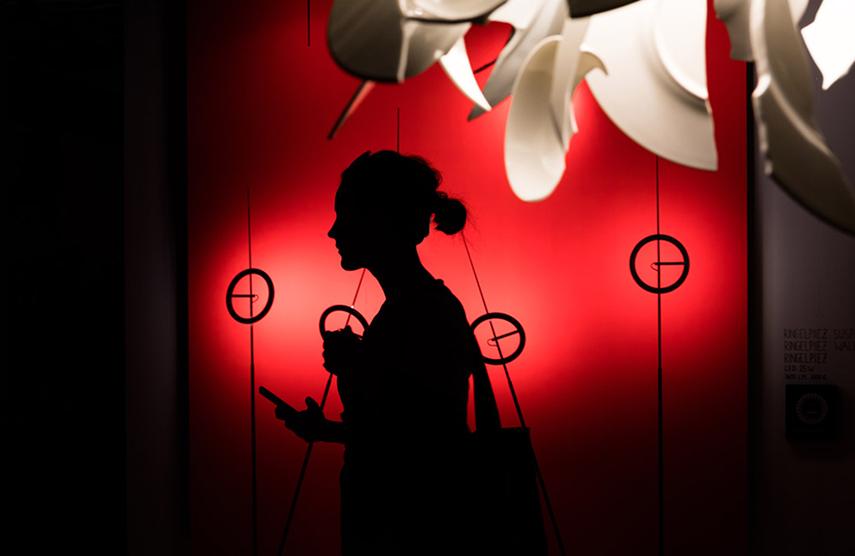Euroluce en el Salone del Mobile de Milano