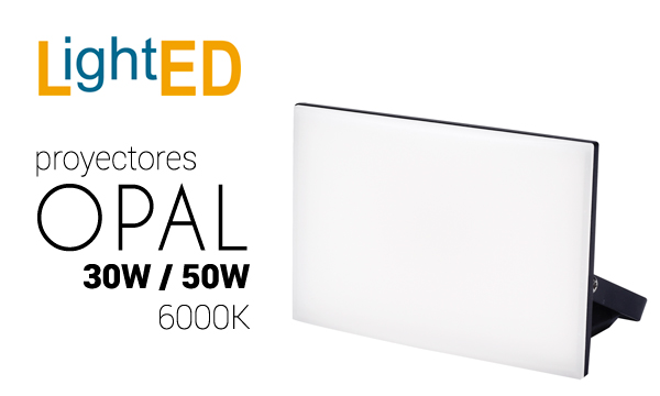 Proyectores LED Serie Opal