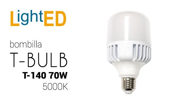 Nueva T-Bulb de 70W